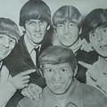 Beatles With A New Friend by Randy McFall