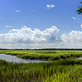 Beaufort Intracoastal Waterway by Yvette Wilson