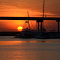 Beaufort Sunset by Dan Williams