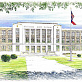 Beaumont High School by Randy Welborn