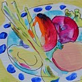 Beautiful And Fresh by Margaret Huntley Harrison