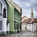 Beautiful Bratislava by Heather Applegate