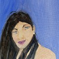 Beautiful Brunette by Pamela Meredith