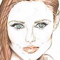 Brunette- So Beautiful  by Teresa White