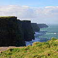 Beautiful Cliff's Of Moher In Liscannor Ireland by DejaVu Designs