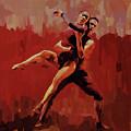 Beautiful Couple Dance 02 by Gull G