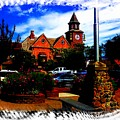 Beautiful Downtown Solvang by Don Barrett