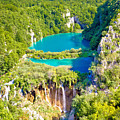 Beautiful Falling Lakes Of Plitvice National Park by Brch Photography