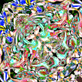 Beautiful Garbage Clean Queen by Blind Ape Art