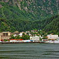 Beautiful Juneau Alaska by Mountain Dreams