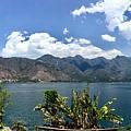 Beautiful Lake Atitlan by Claire McGee