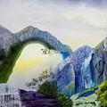 Beautiful Landscape by Teesta Deshpande