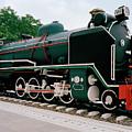 Beautiful Locomotive by Shaun Higson