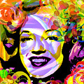 Beautiful Marilyn Monroe by Stacey Chiew