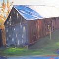 Beautiful Old Barn by Gloria Condon