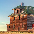 Beautiful Old House by Todd Klassy