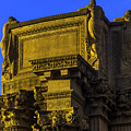 Beautiful Palace Of Fine Arts by Garry Gay