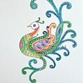 Beautiful Peacock by Sonali Gangane