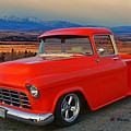 Beautiful Pick Up Truck by Randy Harris