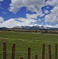 Beautiful Rocky Mountains by Brian Kamprath