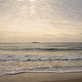 Beautiful Sand Beach by Susan Garver