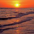Beautiful Sanibel Sunset by D Hackett