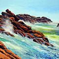 Beautiful Surf by Frank Wilson