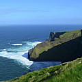 Beautiful Sweeping Views Of Ireland's Cliff's Of Moher by DejaVu Designs