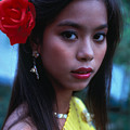 Beautiful Thai Girl by Carl Purcell