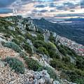 Beautiful View Of Baunei by Daniele Fanni