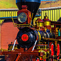Beautiful Virgina And Truckee Steam Train by Garry Gay