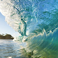 Beautiful Wave And Sunlight by MakenaStockMedia