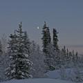 Beautiful Winter Evening by Brian Kamprath