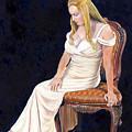 Beautiful Woman by Douglas Castleman