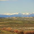 Beautiful Wyoming by Susanne Van Hulst