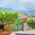 Beauty In Capri by Lisa Lemmons-Powers