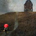Beauty In The Silver Rain by AJ Yoder