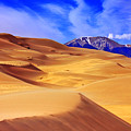 Beauty Of The Dunes by Scott Mahon