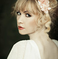 Beauty Portrait by Amanda Elwell