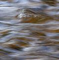 Beaver River Rapids Flow by Steve Somerville