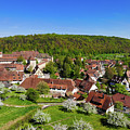 Bebenhausen Idyllic Old Village In Germany by Matthias Hauser