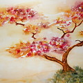Beckoning Bonsai by Carol Crisafi
