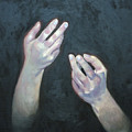 Beckoning Hands by Douglas Manry