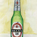 Becks by Alban Dizdari