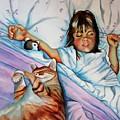 Bed Buddies by Gail Zavala