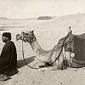 Bedouin At Prayer by Granger