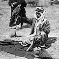 Bedouin Falconer, C1910 by Granger