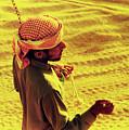 Bedouin Guide by Elizabeth Hoskinson