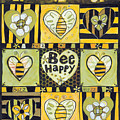 Bee Happy by Jen Norton