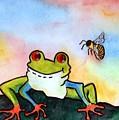 Bee Hoppy by Robin Monroe